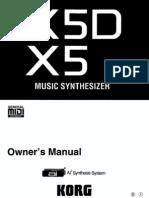 Korg_X5_X5D_Manual