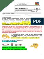 10° GUÍA #3-2do. P - ACTIVIDAD DE REPASO - MATES – PATRICIA ZAPATA