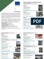 INFO HighBio 50 Exempel på tillverkare av förgasare för biomassa