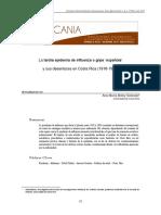 La tardía epidemia de influenza o gripe española y sus desenlaces en Costa Rica (1918-1920).pdf