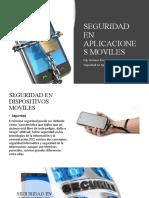 SEGURIDAD EN DISPOSITIVOS MOVILES Eje4-1