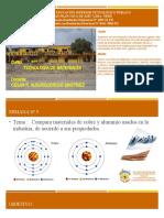 Tecnología de materiales - cobre y aluminio