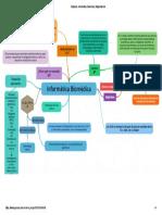 Informática Biomédica _ Mapa Mental