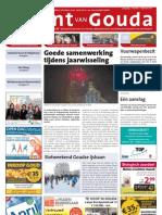 De Krant van Gouda, 6 januari 2011