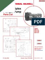 National 200T-5 Parts List