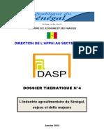 L'industrie agroalimentaire du Sénégal%2c enjeux et défis majeurs