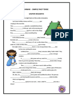 WORKSHEET 1 SIMPLE PAST BASIC 6 SESSION 8.doc