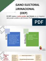 El Organo Electoral Plurinacional.pdf