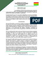 RESOLUCION No. 002 4 DE MAYO DE 2020 AUDITORIA EN SALUD