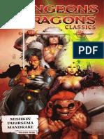 DnD Classics Vol. 4