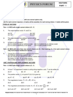 VECTORS_PART-1_XI_ASSIGNMENT