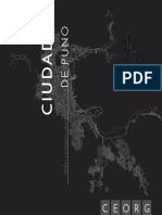 Análisis urbano y propuesta CEORG - Puno - Perú