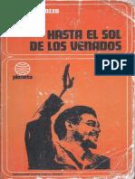 Perozzo, Carlos 1976 - ''Hasta El Sol de Los Venados''
