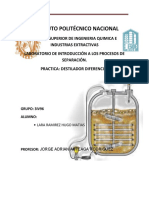 Destilador diferencial