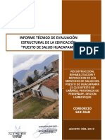 ENTREGABLE ESTRUCTURAS - HUACAPAMPA