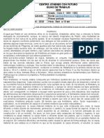 FILOSIFIA CICLO V 11 ABRL