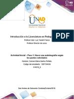 Introducción a la Licenciatura en Pedagogía Infantil ori
