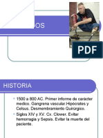 Amputados diapositivas