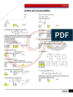 CLAVES material extra 12 - TEORIA DE ECUACIONES