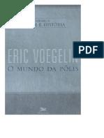 Eric Voegelin - Ordem e História Vol. II - O Mundo Da Pólis