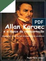 Allan Kardec e a Lógica Da Reencarnação-eBook
