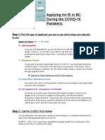 EI Help Document