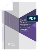 The Unseen Side of Pregnancy
