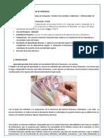 GUIA 1 ESTRUCTURA DEL SISTEMA FINANCIERO COLOMBIANO