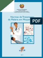 Manual de tratamento Malaria MISAU 2011