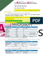 Crear Base Datos Access 1-2