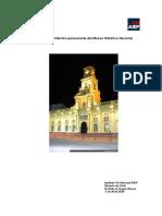 Analisis Museo Historico Nacional