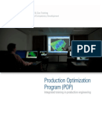 NExT Oil and Gas Training Production Optimization Program 2020
