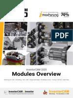 InventorCAM_2020_Modules_Overview