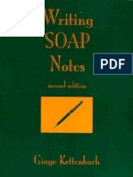 Writing S.O.a.P. Notes 2nd Ed