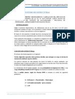 4.3 Estudio de Estructuras JAUCAYPATA