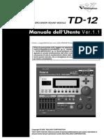 Manuale TD 12