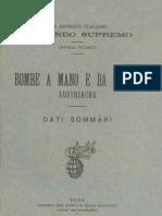 3951934 Manuale Descrittivo Bombe Mano Fucile Aust
