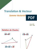 translation somme vect