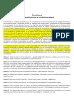 Material de trabajo S5  (30 Articulos DD.HH.)
