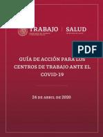 MEDIDAS DE PREVENCION - COVID 19