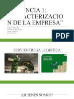 CARACTERIZACION DE LA EMPRESA (1)
