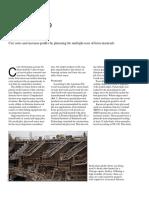 Concrete Construction Article PDF Form Reuse