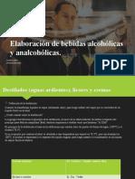 Elaboración de bebidas alcohólicas y analcohólicas [Autoguardado]