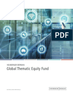 Global Thematic Equity Fund - Profile Apr 2020