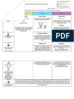 june 4 - 5 202 home learning choice board - core competencies