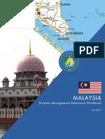 Malaysia Disaster Management Reference Handbook 2019