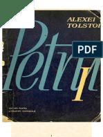 Alexei Tolstoi - Petru I(10)