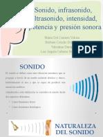 EXPOSICION DE SONIDO 2