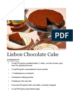 LisbonChocolateCake