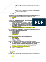 CUESTIONARIO PRIMEROS AUXILIOS B